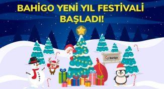 Bahigo Yeni Yıl Kampanyası
