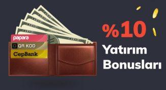 Bahigo yatırım kampanyası.
